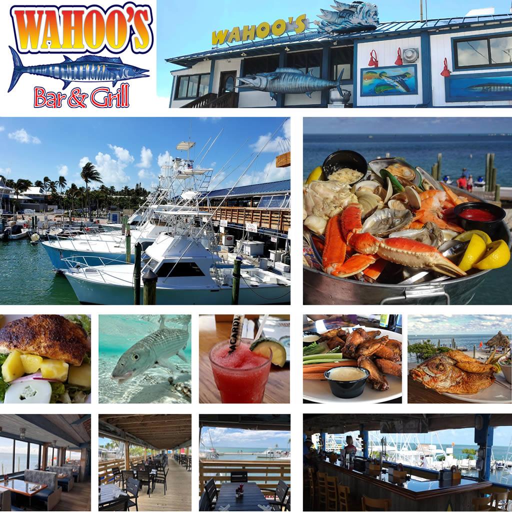 Wahoo's Bar and Grill Islamorada