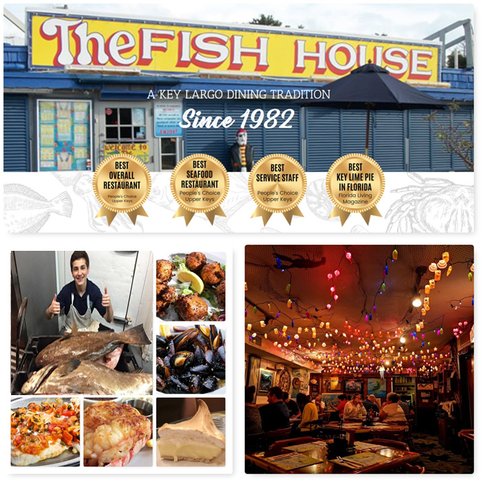 The Fish House Restaurant Key Largo