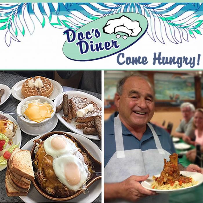 Doc's Diner Key Largo